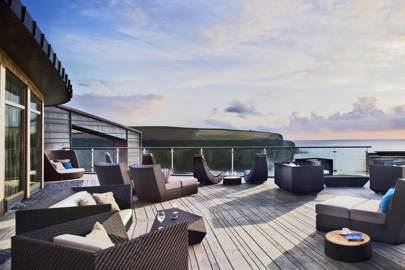 17. The Scarlet Hotel, Cornwall