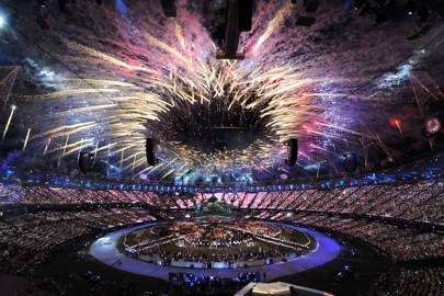 The Olympics Opening Ceremony, London