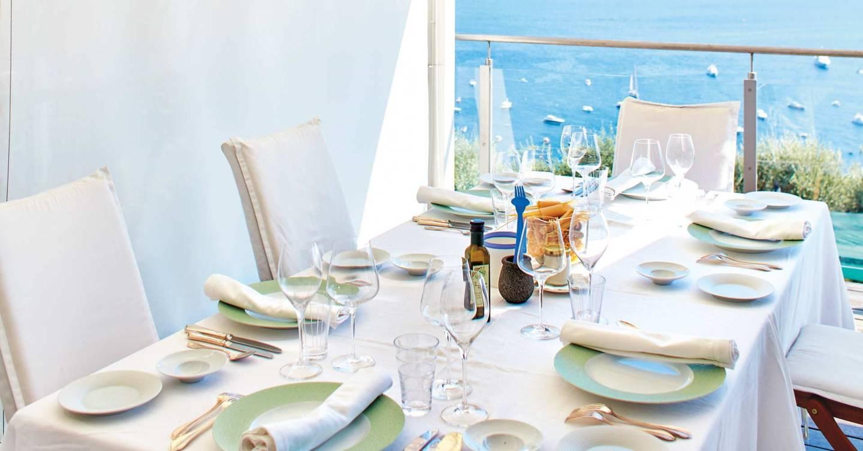 The Best Restaurants In Sorrento And The Sorrentine Peninsula Cn Traveller