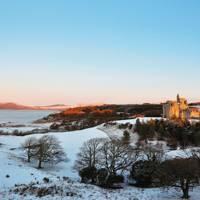 Glengorm Castle, Scottish Highlands