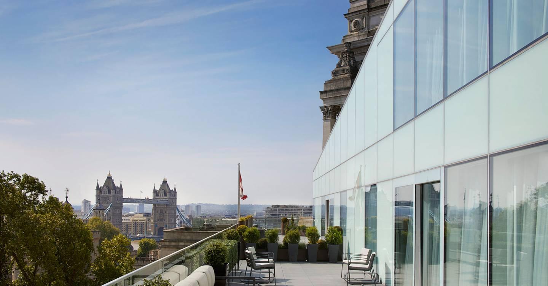 Four Seasons Hotel London at Ten Trinity Square: a belle-époque palace