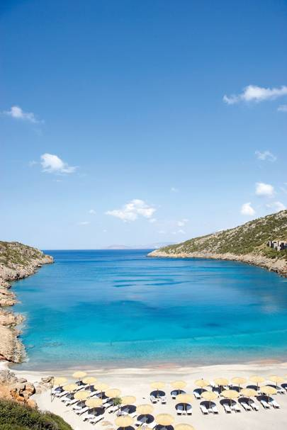 19. Daois Cove, Crete, Greece