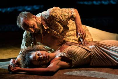 Ongoing: ANTONY AND CLEOPATRA