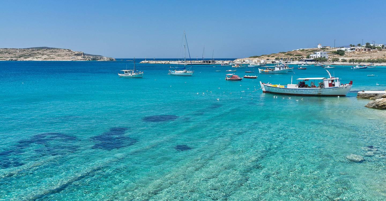 Greek island pairings: the best isles to visit in one trip