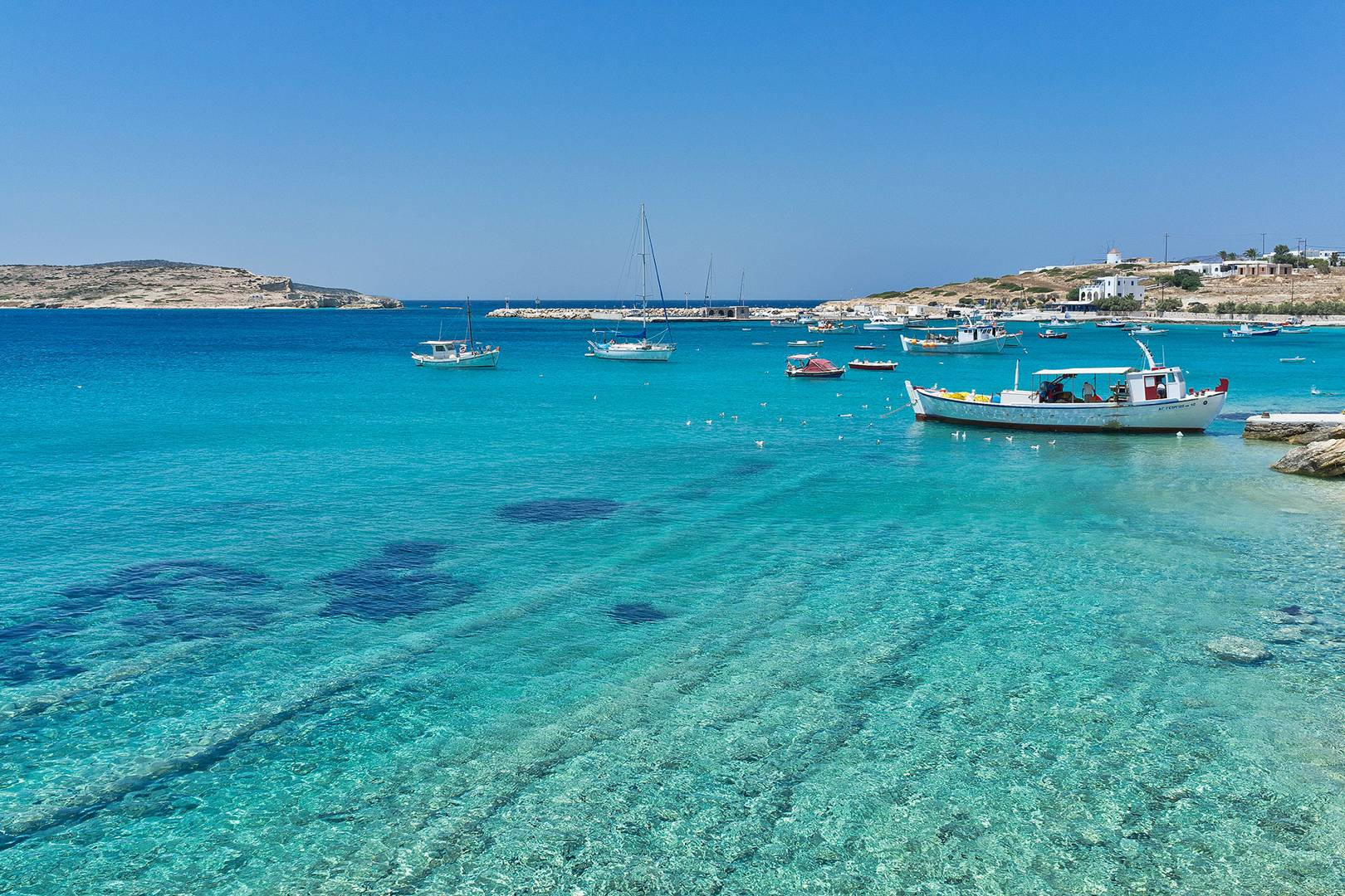 Greek island pairings: the best isles to visit in one trip