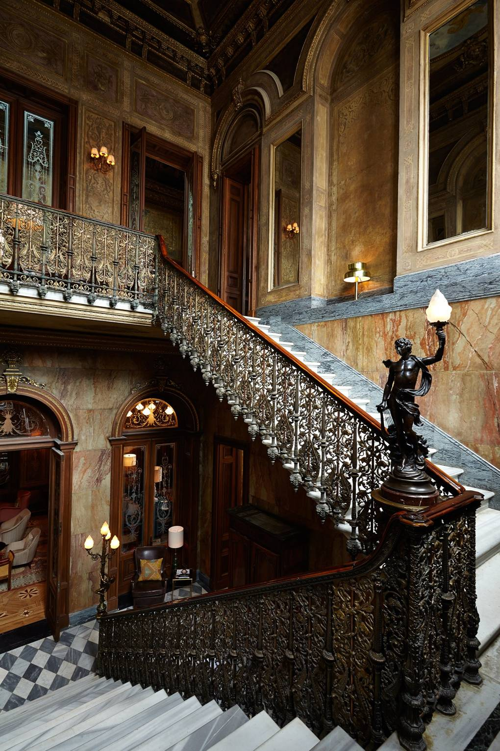 Soho House Istanbul exclusive hotel review | CN Traveller