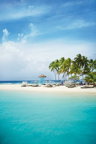2. The Maldives