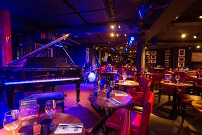 6. Pizza Express Jazz Club