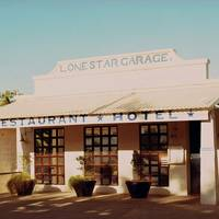 The Lone Star restaurant, Barbados