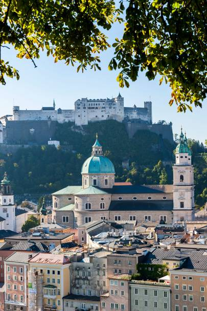 14. Salzburg, Austria. Score 91.36