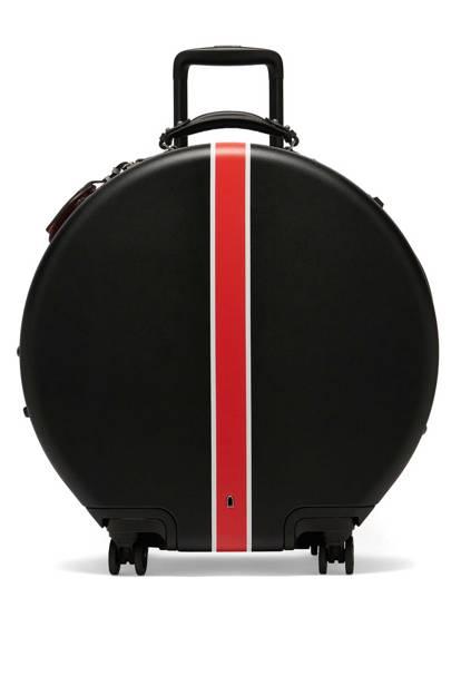Ookon circular cabin suitcase