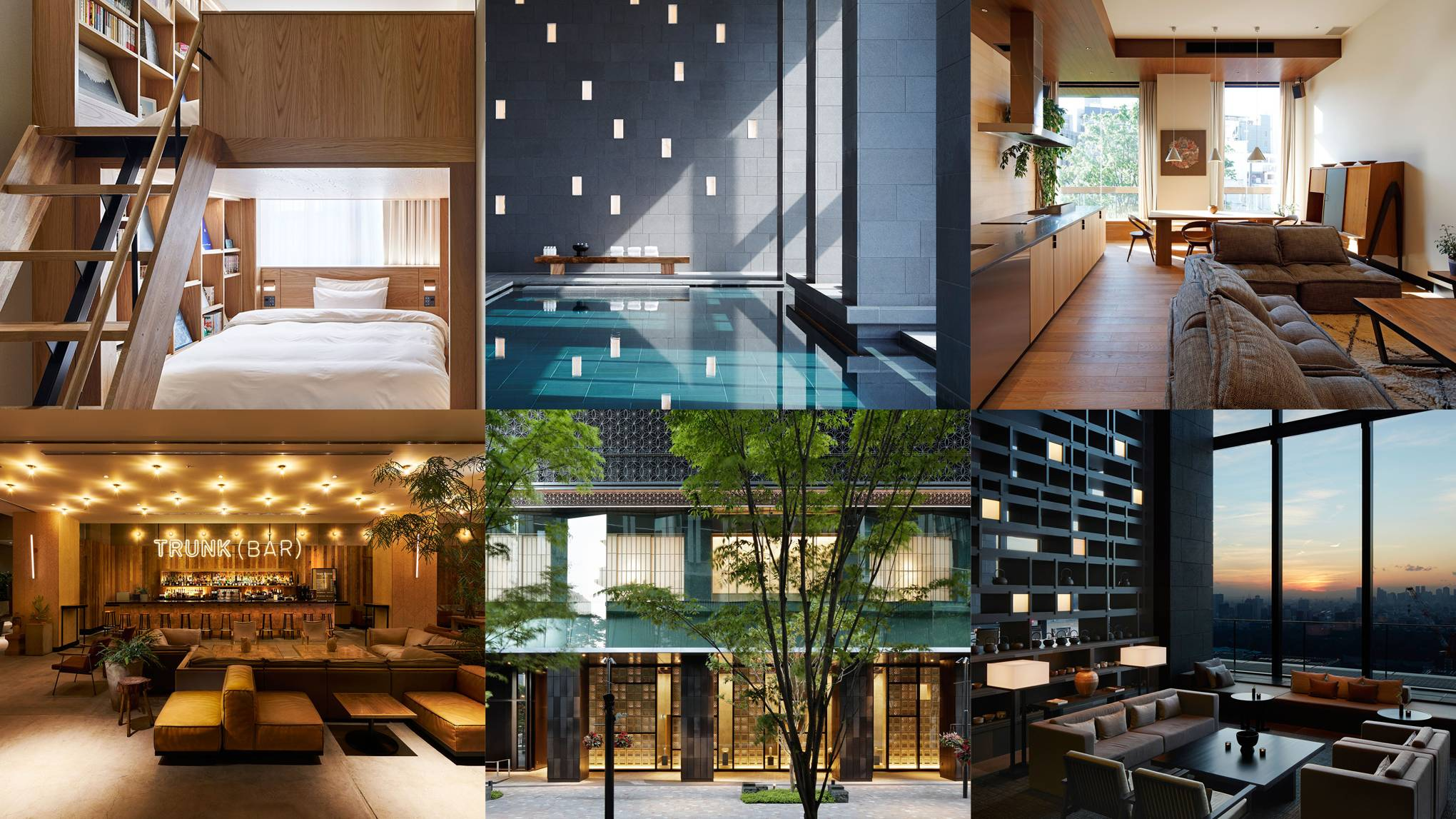 The best Tokyo hotels