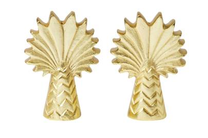 10. The palm tree salt and pepper shakers