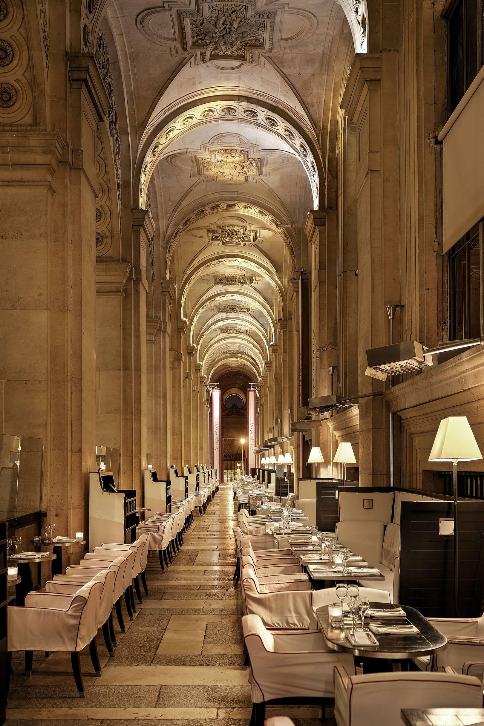 Cave À Vin Palette the 24 best restaurants in paris right now | cn traveller