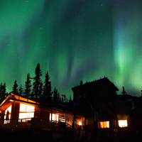 Tagish Wilderness Lodge, Yukon, Canada