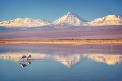 4. Atacama Desert, Chile