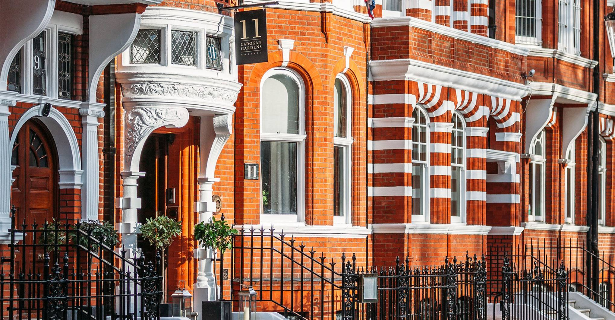 Win a stay in Chelsea, London at 11 Cadogan Gardens