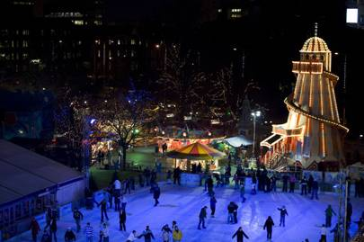 Winter Wonderland, Cardiff