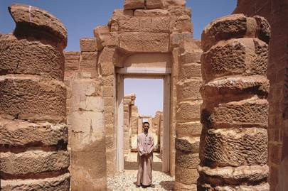 Temple of Deir Al Haggar