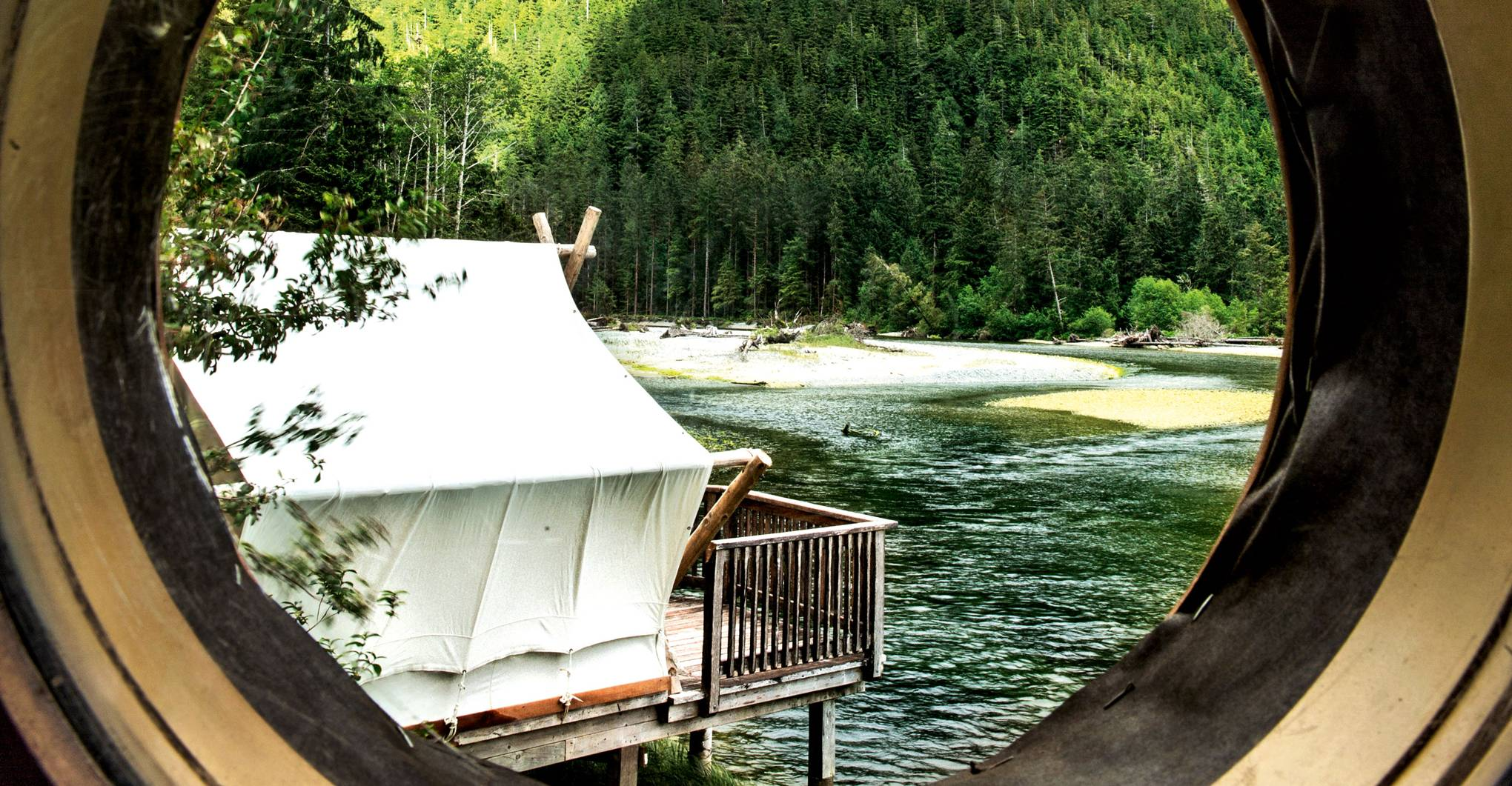 Clayoquot hotel review