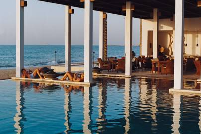 Where to stay in Muscat