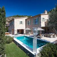 Traditional villa in Deia, Mallorca