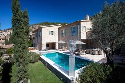 Traditional villa in Deia, Mallorca
