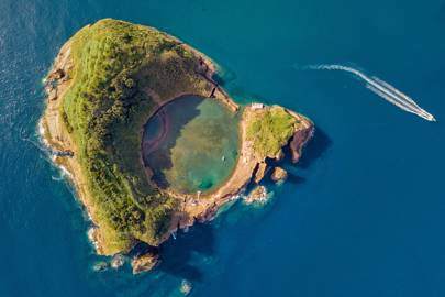 THE ISLETS OF THE AZORES