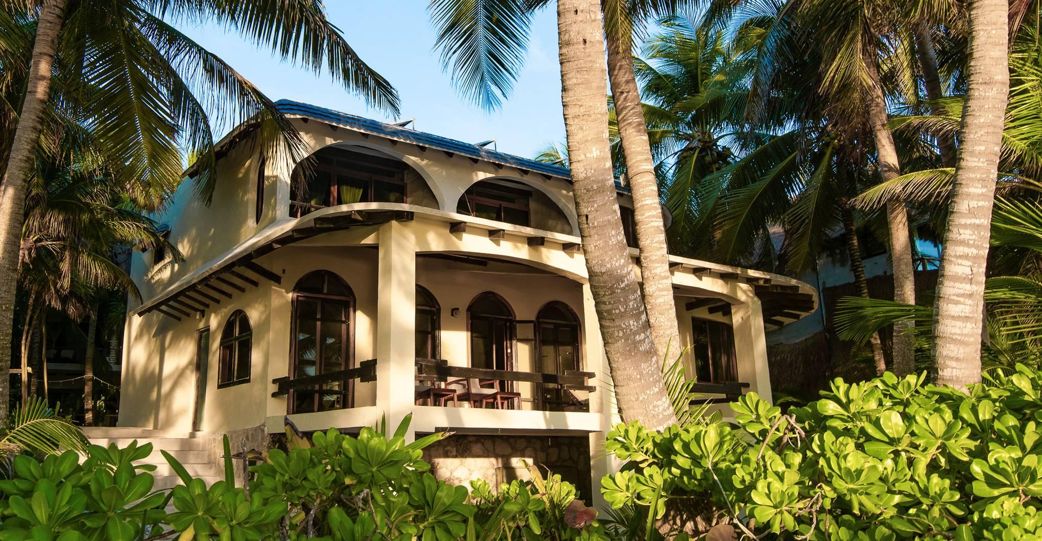 Casa de Las Olas, Tulum, Mexico hotel review