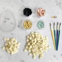 The DIY chocolate egg kit