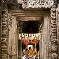 Religion and politics in Cambodia