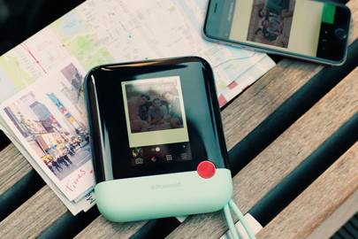The instant camera