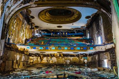 Michigan Theatre, Detroit, USA