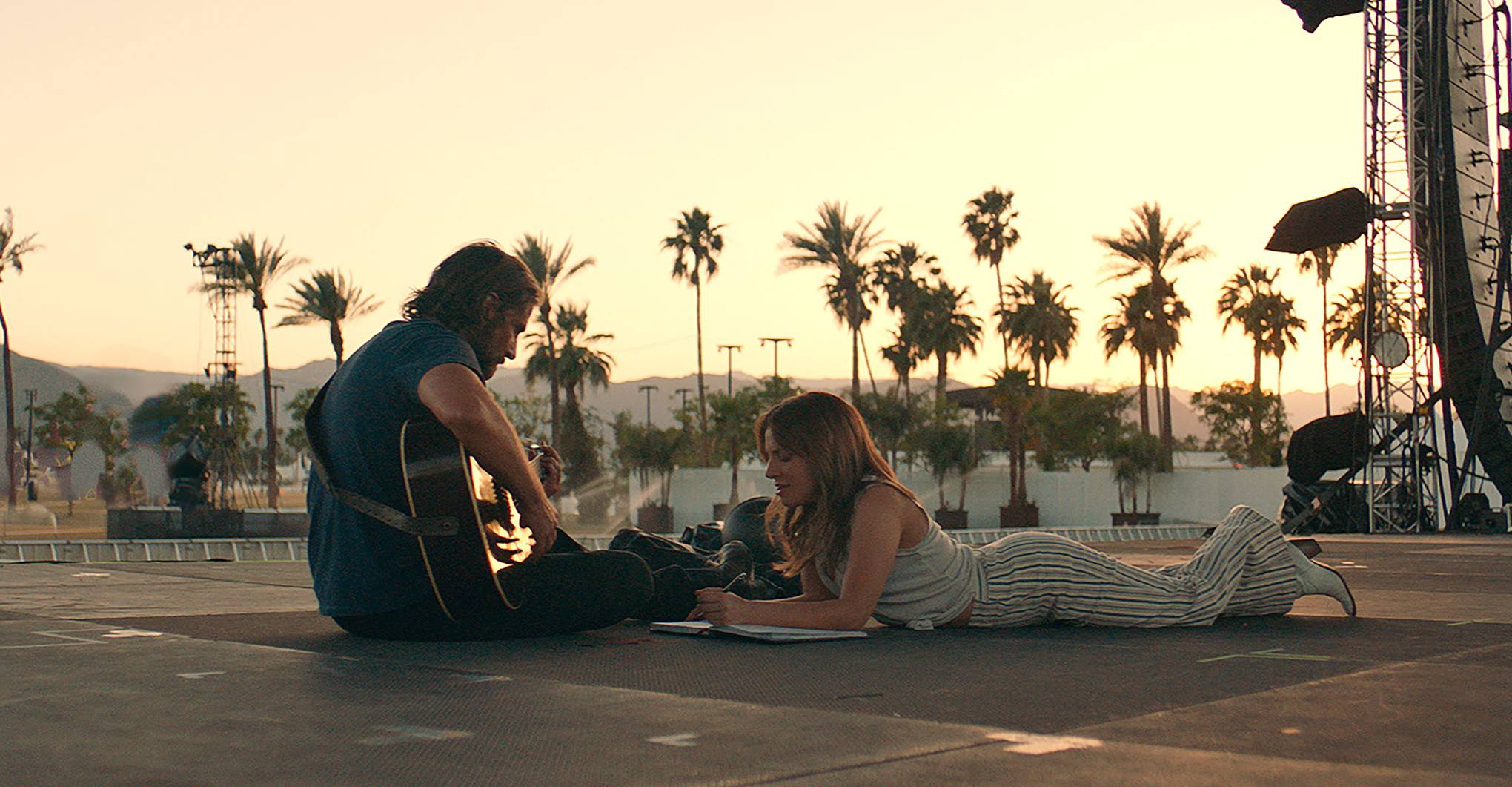 Where is 'A Star is Born' filmed?