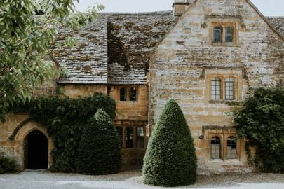 Temple Guiting Manor, Temple Guiting