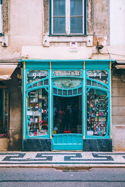 11. Retrosaria Bijou - Rua da Conceiçao