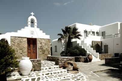 Greek chic: San Giorgio Mykonos