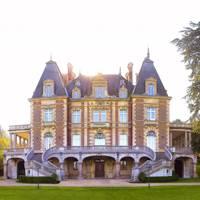 Château Bouffémont, Île-de-France, Paris