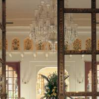 12. The Oberoi Rajvilas, Jaipur, India. Score 81.47