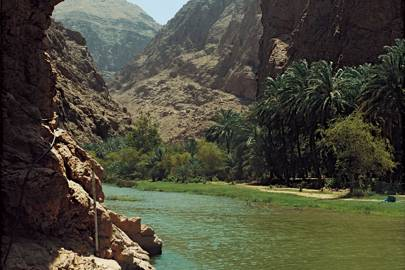 What to do in the south of Oman