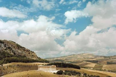 Temples in Sicily