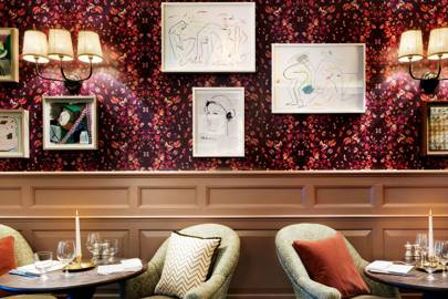 Ollie Dabbous eats at Dean Street Townhouse and Umu