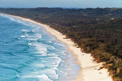Tallow Beach, Byron Bay, Australia