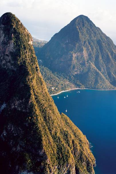 5. St Lucia