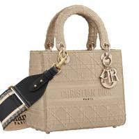 Dior's Lady D-Lite bag