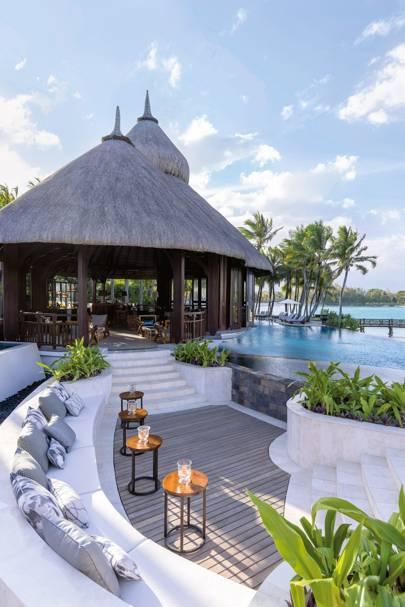 4. Shangri-La's Le Touessrok Resort & Spa, Mauritius. Score 90.35