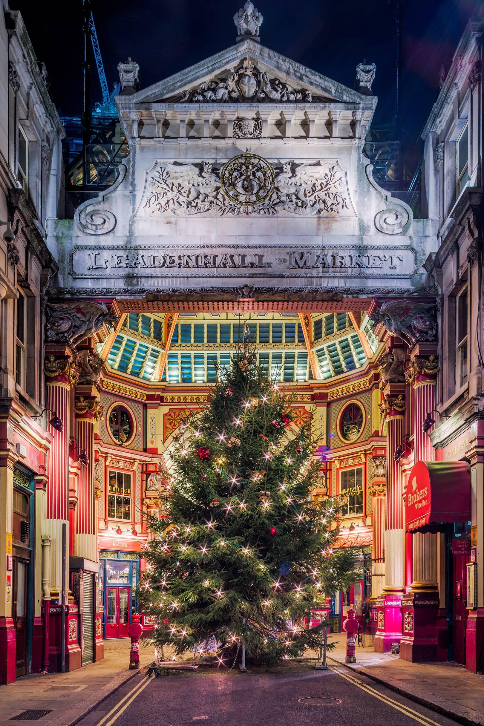 The Best Christmas Lights In London 2020 Cn Traveller