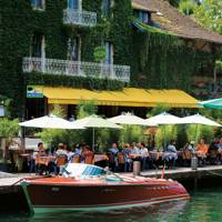 Lac du Bourget: Where to stay
