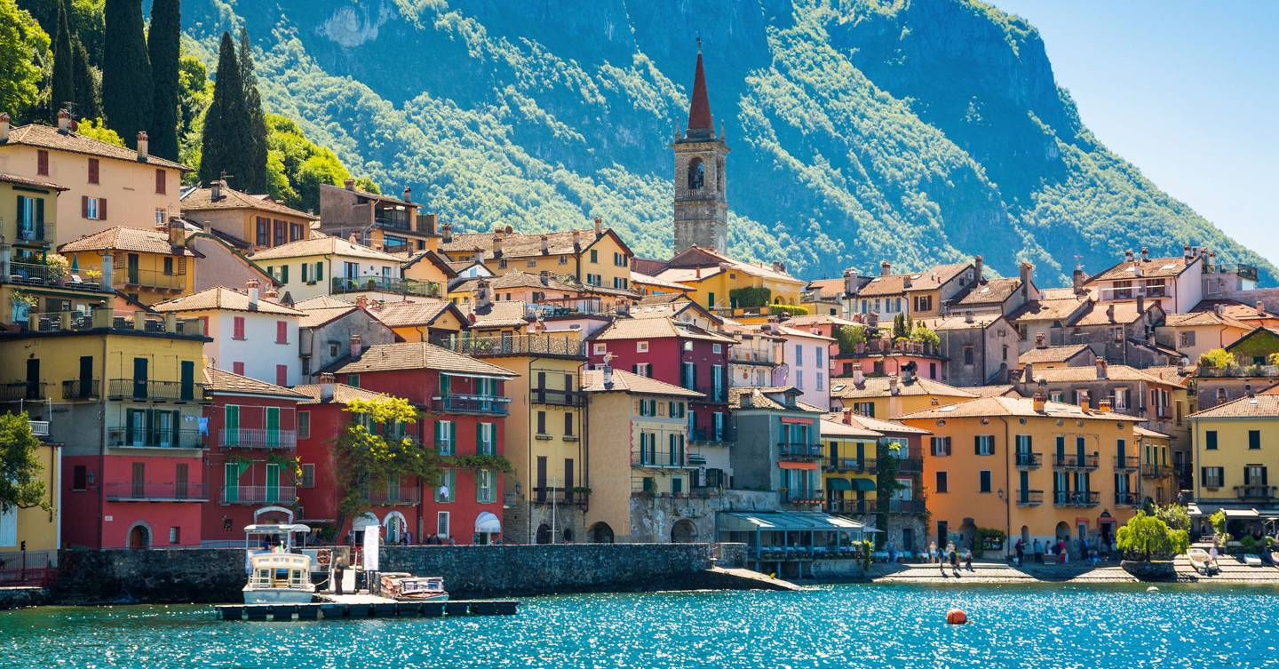 Italy - Couverture