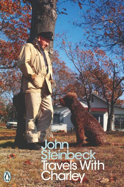 Travels with Charley, John Steinbeck